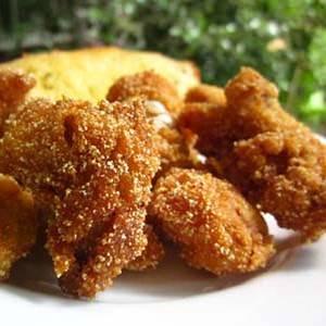 Fischstäbchen oder Nuggets