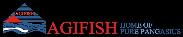 logo agafish pangasius fish