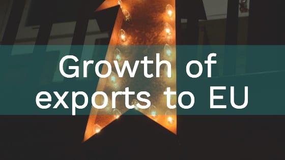 Growth of Vietnamese pangasius exports to EU