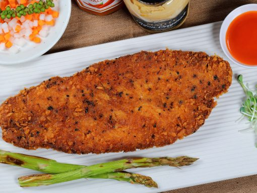 Lemon pepper breaded pangasius, fillet the way you like it - Your everyday fish